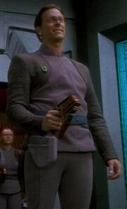 Bajoran operations uniform