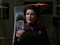 Captain Janeway 2372