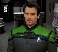 Starfleet Marine uniform 2386