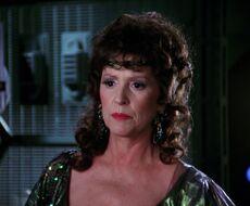 Lwaxana Troi (mirror)