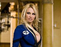 Pamela Anderson Invisible Woman
