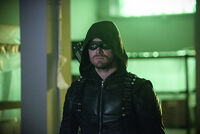 Green Arrow (Earth Fifty)