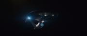 USS Enterprise-A going to warp, alternate reality