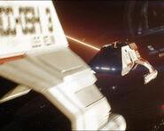 Class B shuttle battle