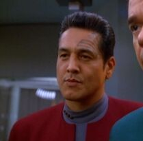 Chakotay, Before and After