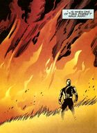 Prairie burning