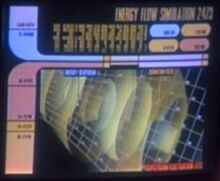 Slipstream display