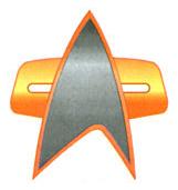 Starfleet 2370s insignia