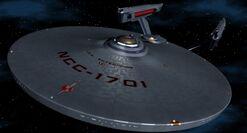 ISS Enterprise refit 2