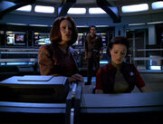 Maquis in control of Voyager