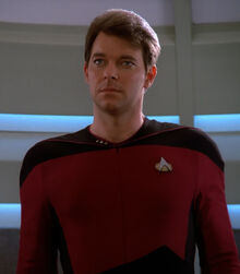 William Riker (mirror)