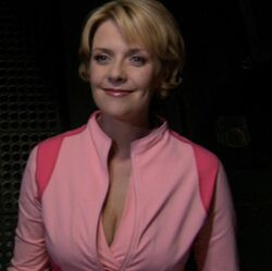 Grace Under Pressure Samantha Carter