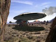 Voyager landing