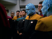 Maquis crew of USS Voyager