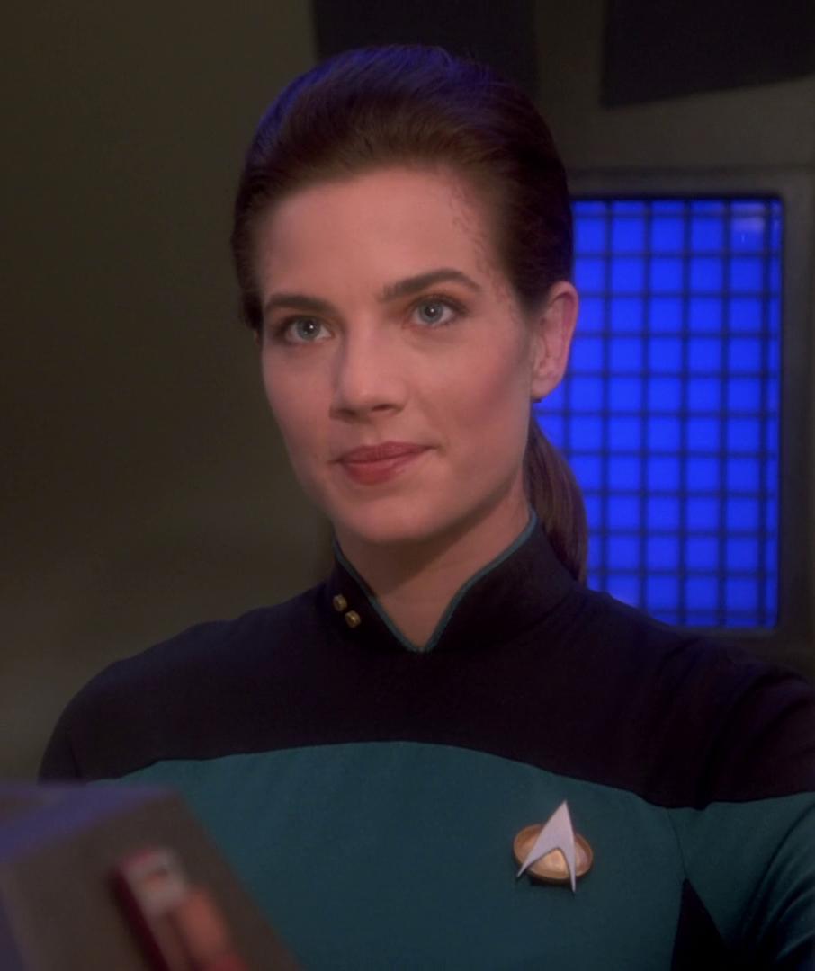Jadzia Dax (DMU) | Memory Delta Wiki | Fandom powered by Wikia