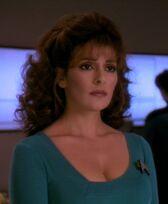 Deanna Troi parallels