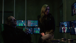 Laurel discuss their plan with James