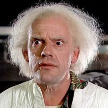 Emmett Brown 2