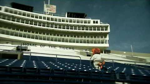 2007 Memphis Tigers Football Commercial