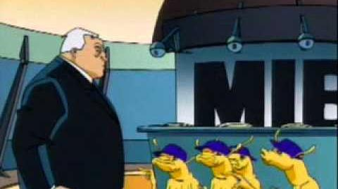 MIB The Series S4E6 The Loose Ball Foul Syndrome