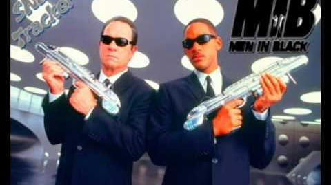 Men in Black Original Score ♫ Sexy Morgue Babe Icon - Danny Elfman - 1997 ♫