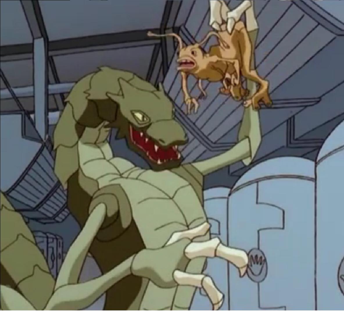alien cartoon show - photo #48