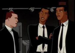 Men In Black - The Quick Clone Syndrome