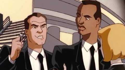 Men in black the series S1E11 The Elle of My Dreams Syndrome