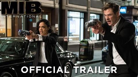 MEN IN BLACK INTERNATIONAL - Official Trailer