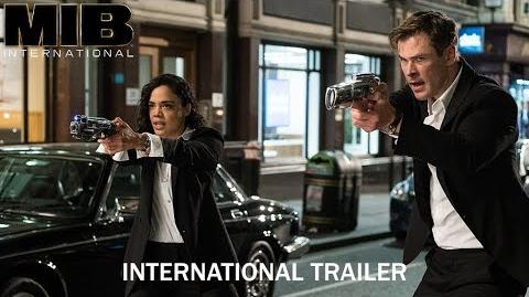 MEN IN BLACK INTERNATIONAL – Official International Trailer