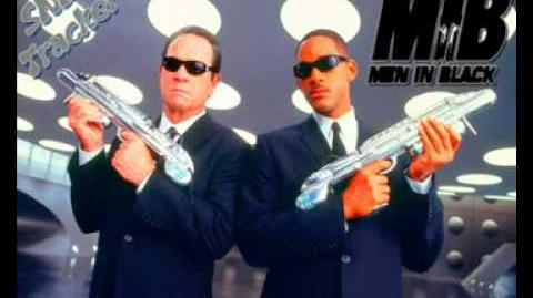 Men in Black Original Score ♫ M.I.B. Closing Theme - Danny Elfman - 1997 ♫