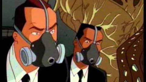 Men in black the series S2E01 - The Quick Clone Syndrome