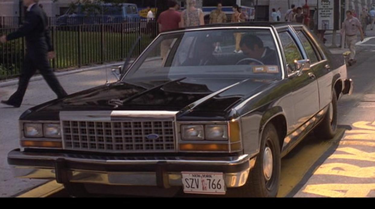 1987 Ford LTD Crown Victoria | Men in Black Wiki | FANDOM powered ...
