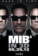 Men in Black III Poster2