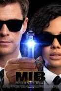 MIB Int Flash Poster