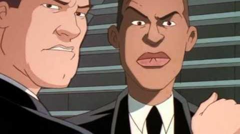 Men in black the series S1E01