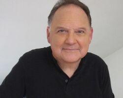 Stephen Furst, July, 2014