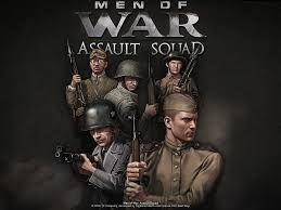 Men of war assault squad rename