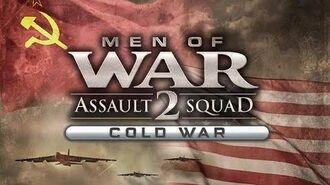 Men of War Assault Squad 2 - Cold War - Announcement Trailer RTS