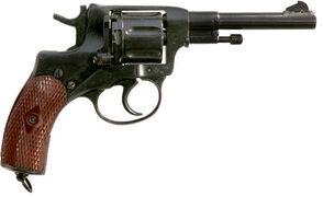 Revólver Nagant M1985