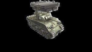 M4A3 Calliope