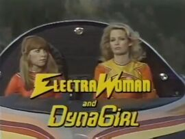 The Krofft Supershow Electra Woman And Dyna Girl 1976