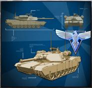 MO3 Render Abrams