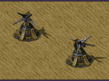 安塔瑞斯炮台
