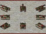 麒麟重型坦克