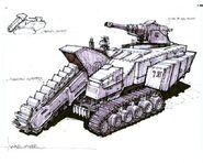 RA War Miner Concept Art