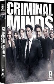 Criminal Minds Season 9 DVD Cover