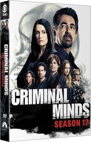 Criminal Minds - Season 12 DVD Cover