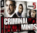 Criminal Minds/Temporada 5
