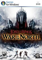 424px-The Lord of the Rings War in the North Boxart